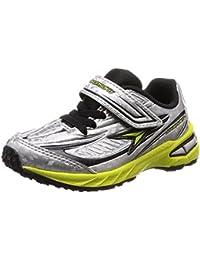 [シュンソク] 運動靴 通学履き 瞬足 大型スパイク 合皮 V8 15~23cm 2.5E キッズ 男の子