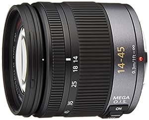 Panasonic 標準ズームレンズ マイクロフォーサーズ用 ルミックス G VARIO 14-45mm/F3.5-5.6 ASPH/MEGA O.I.S. H-FS014045
