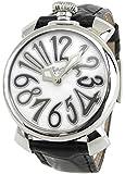 GAGA MILANO 5020.5 MANUALE 40MM ガガミラノ 腕時計 レザーベルト【並行輸入品】