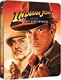 Indiana Jones and the Last Crusade - Zavvi Exclusive Limited Edition Steelbook Blu-ray