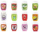 【アメリカ直送】Bath & Body Works Pocketbac Variety 12pk  バス&ボディワークス 水のいらない消毒ジェル 抗菌ハンドジェル 12個セット 各29ml