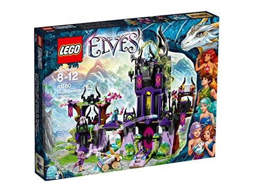 レゴ (LEGO) エルフ ラガーナのマジックシャドー城 41180