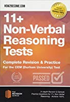 11+ Non-Verbal Reasoning Tests: Complete Revision & Practice for the CEM (Durham University) Test (Revision Series)