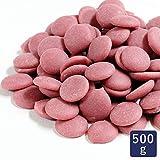 チョコレート ルビーチョコレート カカオ分32.5% カレボー 500g 【送料無料】