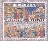 Boccherini: Giusseppe riconosciuto