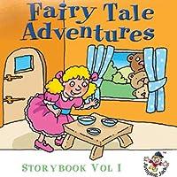 Vol. 1-Fairy Tale Adventure: Story Book