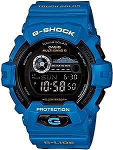 [カシオ] CASIO 腕時計 電波時計 G-SHOCK ジーショック G-LIDE ジーライド GWX-8900D-2DR メンズ [逆輸入]
