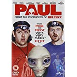 Paul [DVD] by Simon Pegg