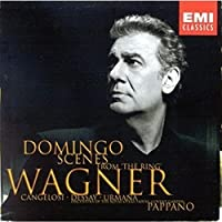 Placido Domingo - Wagner (Scenes from The Ring) / with Cangelosi, Dessay, Urmana, Covent Garden, Pappano