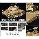 1/35 WWII 米陸軍 M24 チャーフィー用 ディテールアップパーツセット (LAS3518)