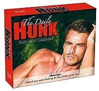 The Daily Hunk 2020 Calendar