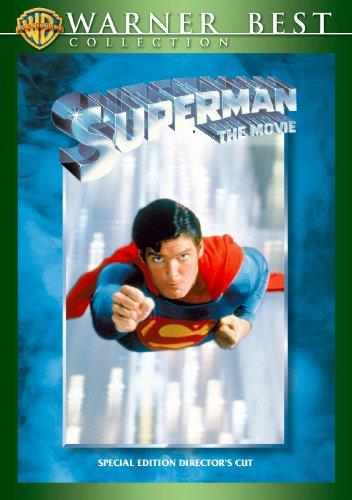スーパーマン ディレクターズカット版 [DVD]の詳細を見る