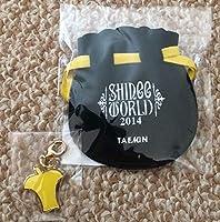 SHINee WORLD 2014 テミン チャーム 巾着 公式グッズ I'm Your Boy IYB キーホルダー SW2014