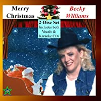 Merry Christmas [2-Disc Set] (Includes both Vocals & Karaoke CDs)【CD】 [並行輸入品]