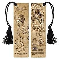 Fantastic Beasts and Themを見つける場所ブックマーク–Newtのノートブックのoccamy–ブックマークwithタッセル