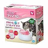 ジェックス ピュアクリスタル クリアフロー猫用 ピンク