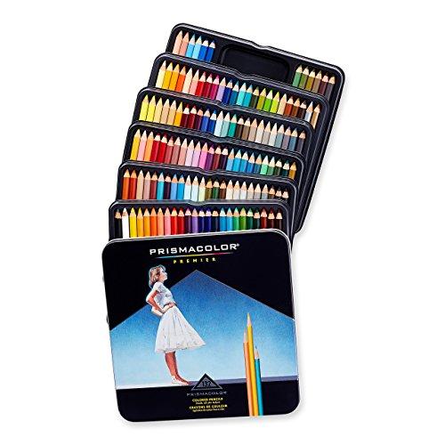 サンフォード プリズマカラー色鉛筆132色セット