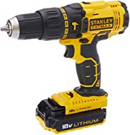 STANLEY FATMAX FMC626D2S-XE18V Lithium-ion Hammer Drill Driver Kit