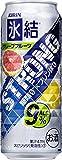 キリン 氷結ストロング 完熟グレープフルーツ 缶 500ml×24本
