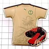 PUMA 靴 限定 レア ピンバッジ プーマ服サッカー靴ワールドカップドイツ大会 ピンズ フランス