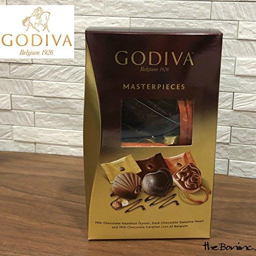 ゴディバ マスターピースシェアリングパック