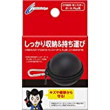 CYBER ・ EVAポーチ ( SWITCH モンスターボール Plus 用) ブラック - Switch