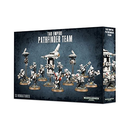 [ウォー ハンマー]Warhammer Tau Empire Pathfinder Team 40,000 56-09-2015 [並行輸入品]