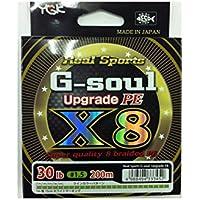 よつあみ(YGK) ライン G-SOUL X8 UPGRADE 200M 1.5号(30LB)