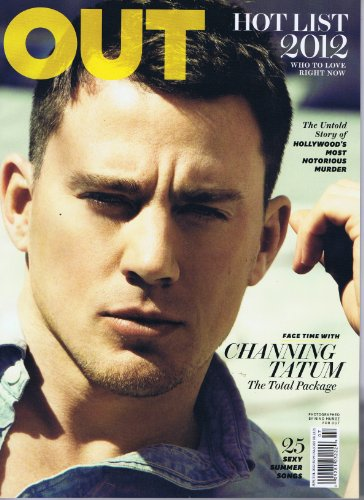 Out [US] June - July 2012 (単号)