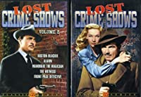 Lost Crime Shows 1 & 2/ [DVD] [Import]