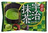 名糖産業 宇治抹茶チョコレート 140g×12袋