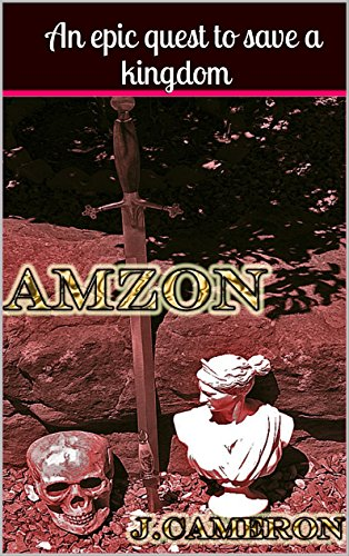 Amzon: An epic quest to save a kingdom (English Edition)
