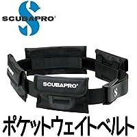 ダイビング スライドポケット SCUBAPRO スキューバプロ Sプロ Slide Pocket Weight Belt L