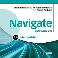 Navigate: Intermediate B1+: Class Audio CDs