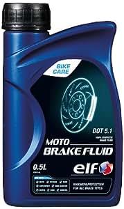 elf(エルフ) バイク用 ブレーキフルード/MOTO BRAKE FLUID DOT5.1 /0.5ℓ  194977