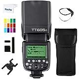 Godox TT685C HotShoe Flash Speedlite GN60 2.4G 1/8000s High Speed Sync with 2.4G X System TTL Thinklite for Canon EOS Cameras