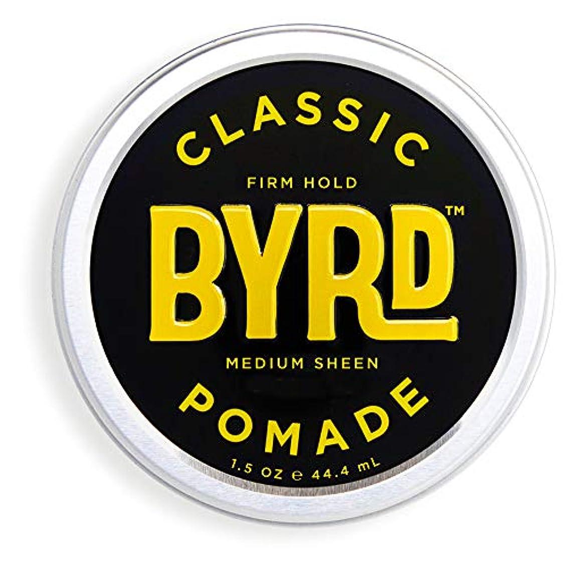 温度計拍手する増幅BYRD(バード)  クラシックポマード 28g