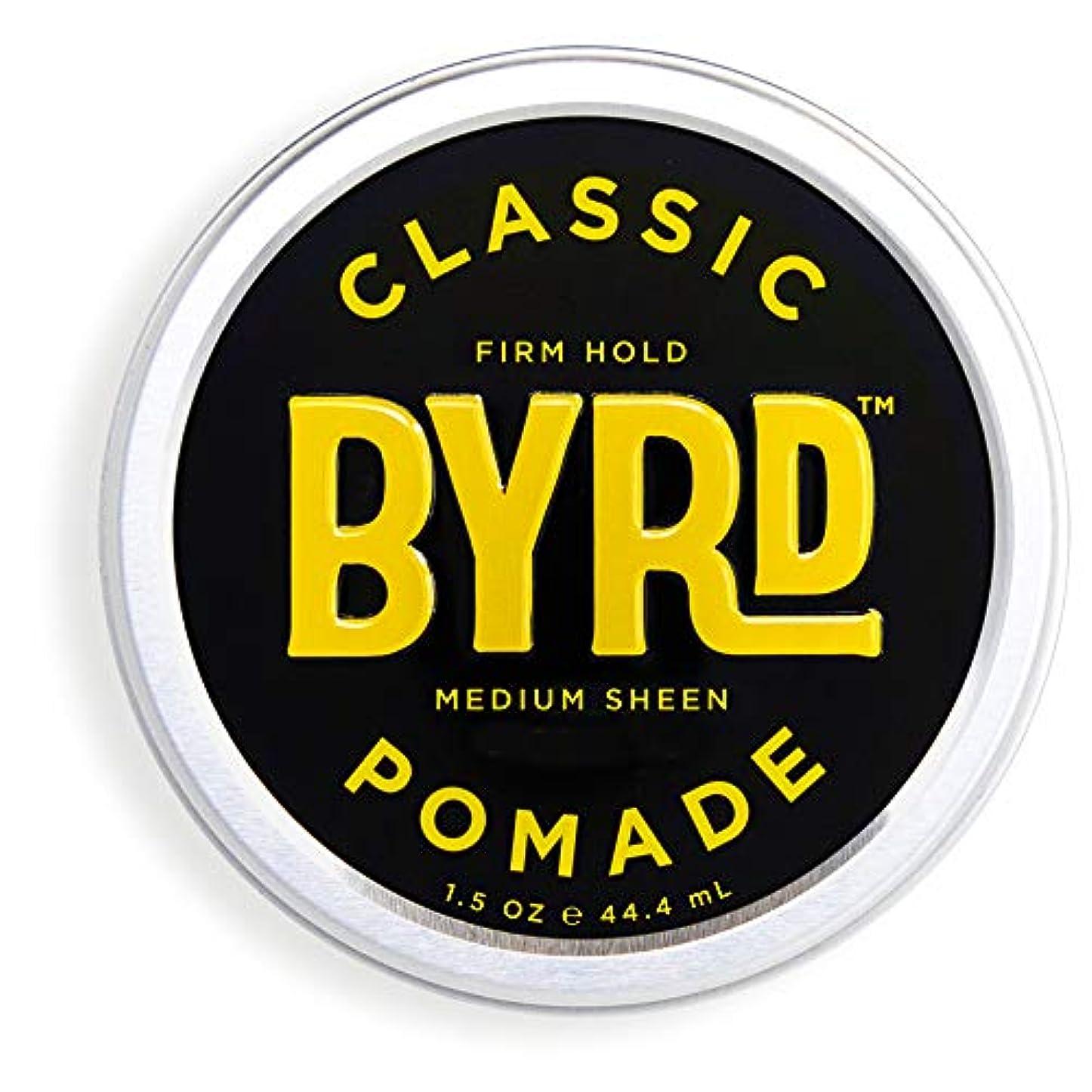 新しい意味頑丈重なるBYRD(バード)  クラシックポマード 28g