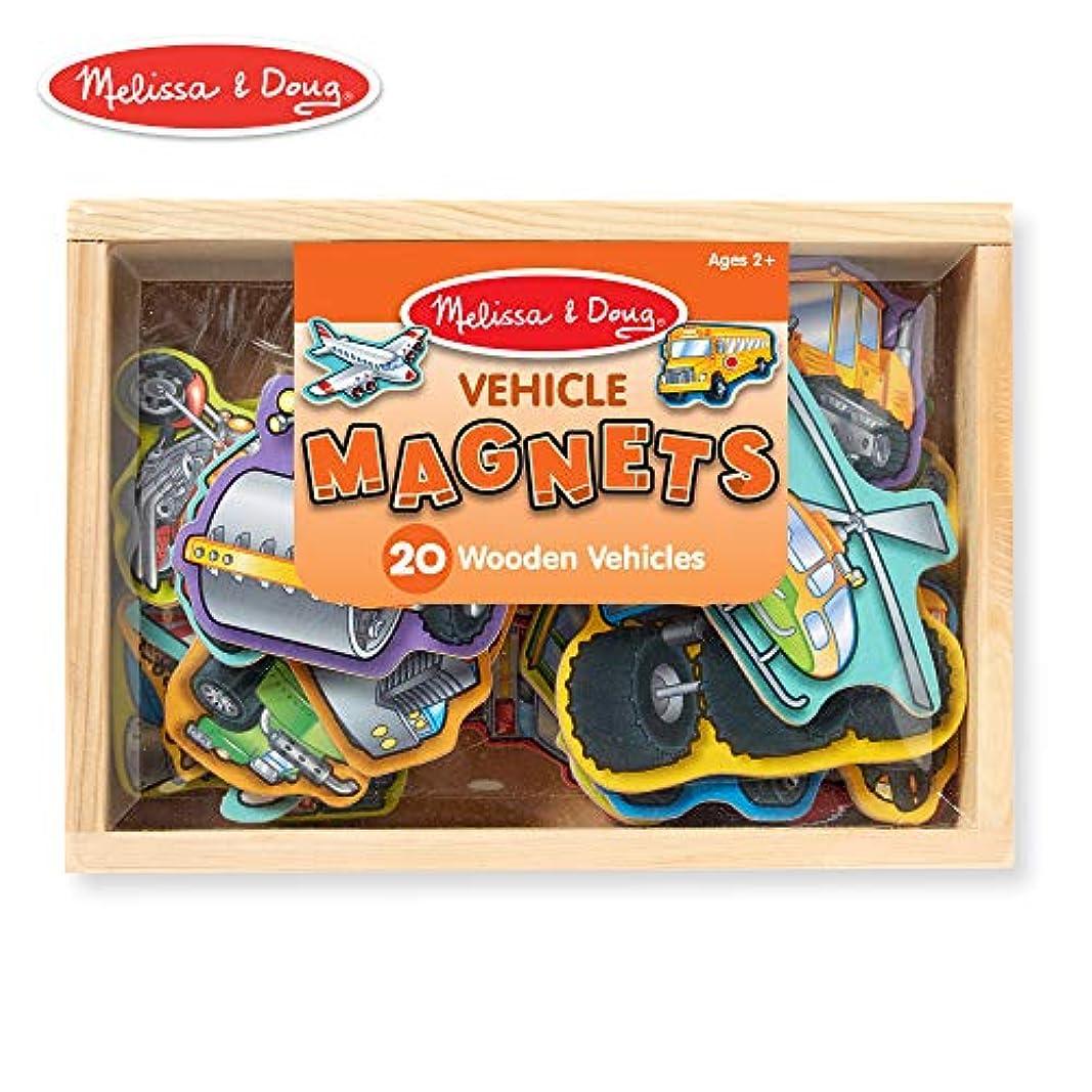 盲信汚れたサーマルWooden Vehicle Magnets