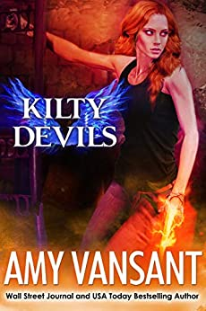 Kilty Devils: Time-Travel Urban Fantasy Thriller with a Killer Sense of Humor (Kilty Series Book 8) by [Vansant, Amy]