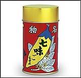 八幡屋礒五郎の七味ごま (缶 120グラム)