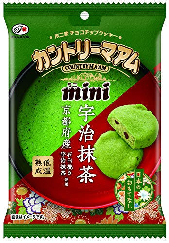47gカントリーマアムミニ(宇治抹茶)