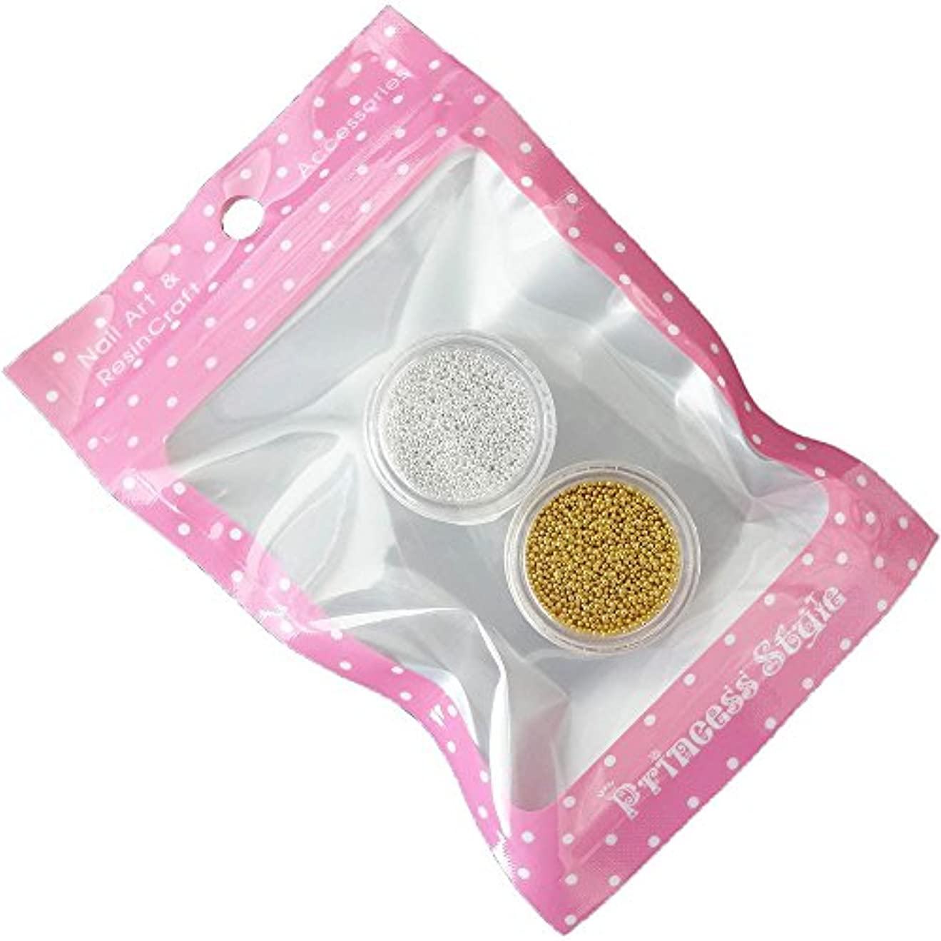 回想チャート食べるメタルブリオン 金属製 ゴールド&スノーホワイト 10g入り 2個セット