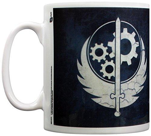 GB eye Fallout 4 Brotherhood of Steel Mug, Various by GB Eye Limited