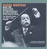 Pierre Monteux with the Boston Symphony Orchestra (1958, 1959)