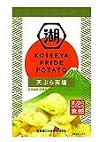 湖池屋 KOIKEYA PRIDE POTATO 天ぷら茶塩 60g×12袋