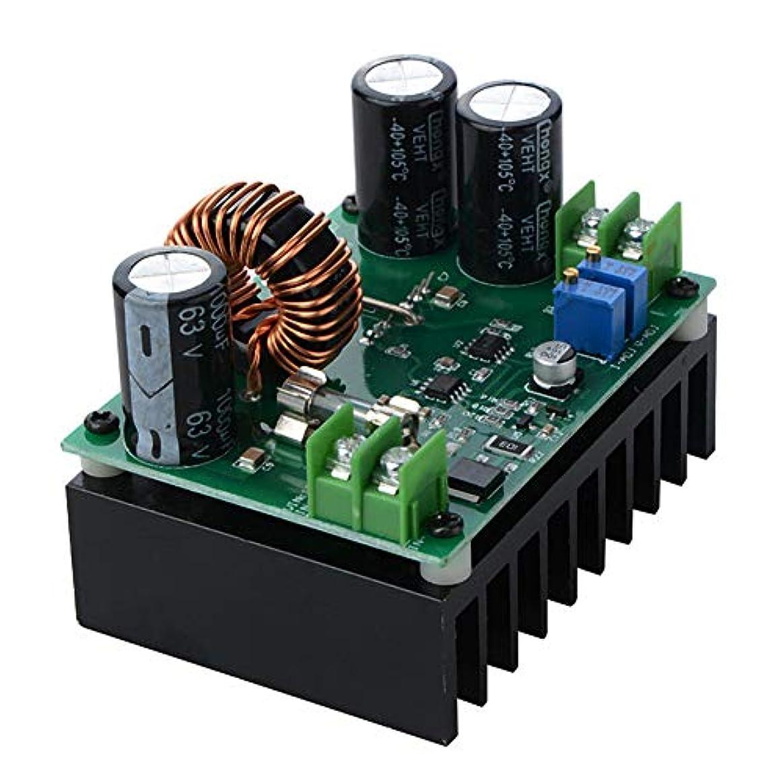 固める風変わりな癌ACHICOO DC-DC 600W 10-60V to 12-80V昇圧コンバータ昇圧モジュール車載用電源