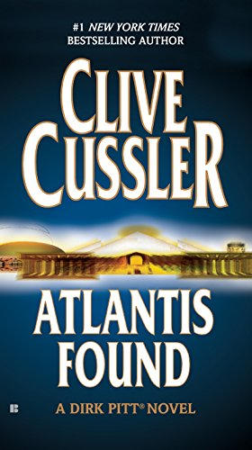 Atlantis Found (A Dirk Pitt Novel) (Dirk Pitt Adventure)