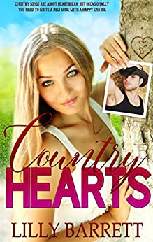 Country Hearts by [Barrett, Lilly]
