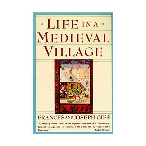 Life in a Medieval Villageの商品画像